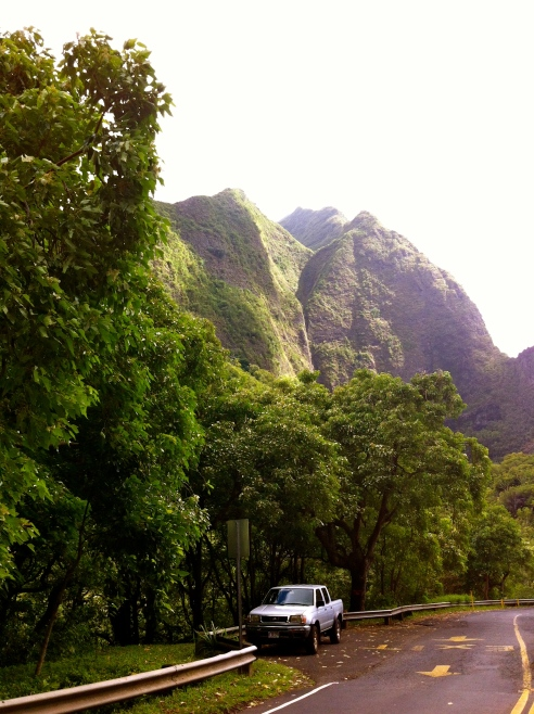 Iao Valley Drive
